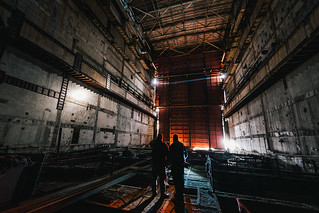 Chernobyl Reactor 5&6 - Main Reactor hall | by СмdяСояd