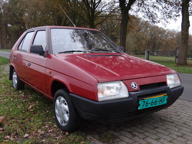 1989 Škoda Favorit 135 L