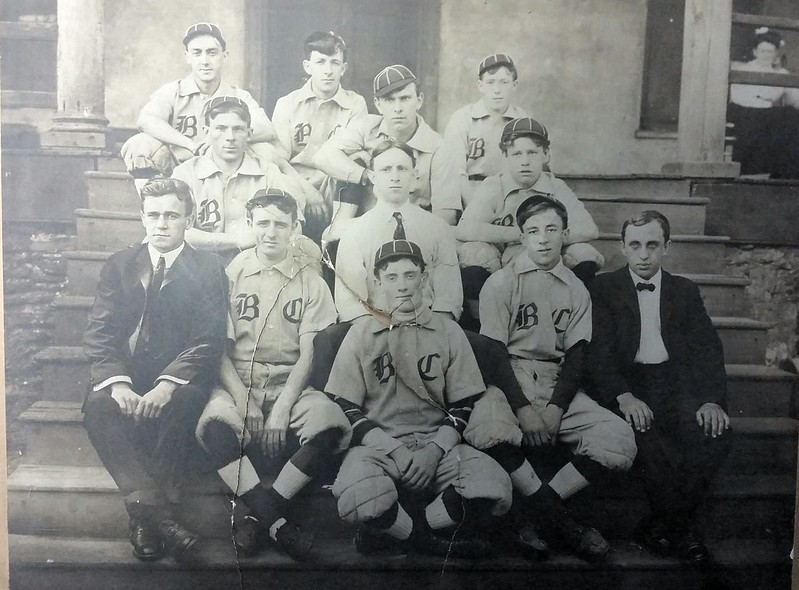 Boys Club Baseball 1904