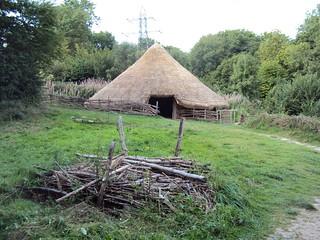 Iron Age roundhouse