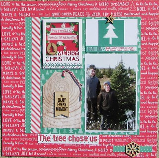 The Tree Chose Us