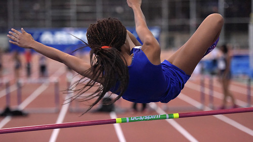 Indoor Track and Field - Bishop Loughlin Games | by Steven Pisano
