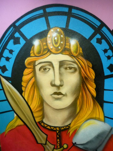 Boudica painting