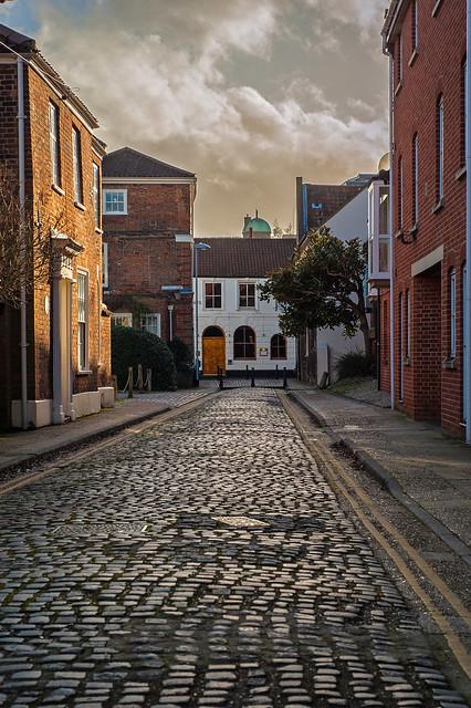 Calvert street Norwich Norfolk