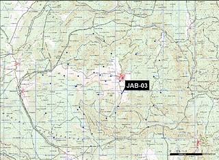 JAB_03_M.V.LOZANO_PORTERA DE LA MAJADA_MAP.TOPO 1