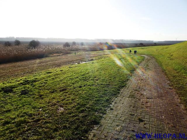 2015-01-17  VOC Wandeltocht Almere  16.5 Km   (17)