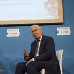 Mervyn King   Former Governor of the Bank of England Mervyn King discusses his insightful and important book, The End of Alchemy © Helen Jones