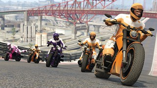 Grand Theft Auto Online Bikers 7 | by PlayStation.Blog