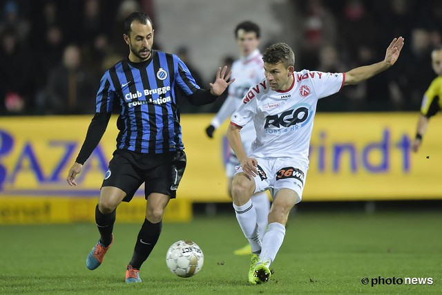 KV Kortrijk - Club Brugge 03-12-2014