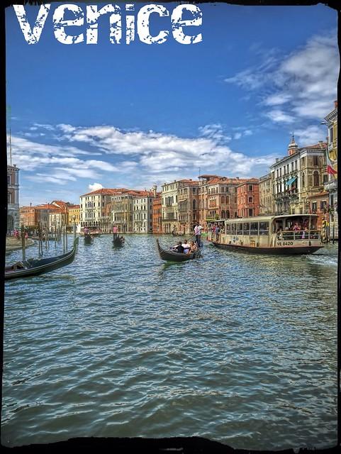Venedig August 2014