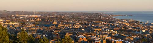 Eastern Dundee at Sunset | by Matt-Jackson