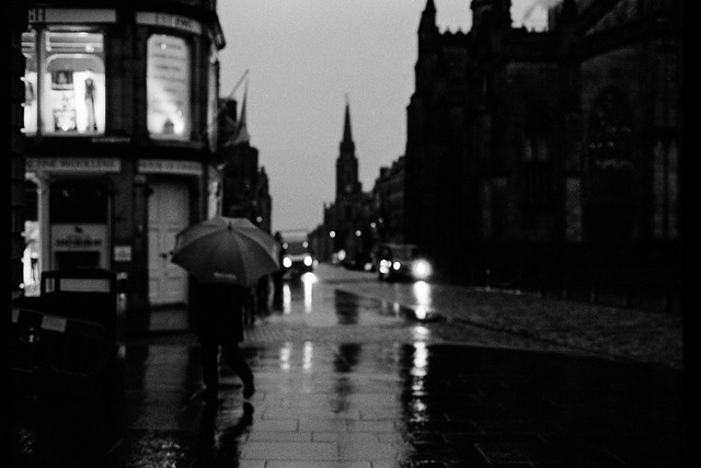 Under my Umbrella – Eastman Week