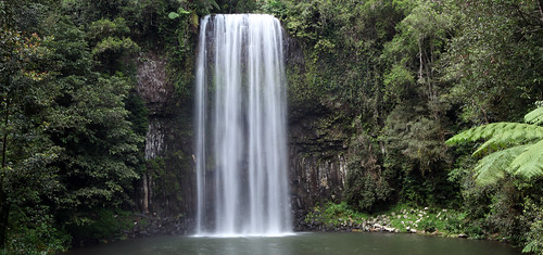 water waterfall australia queensland fnq farnorthqueensland millaamillaafalls