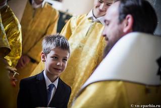 Литургия в Ильинском соборе 560