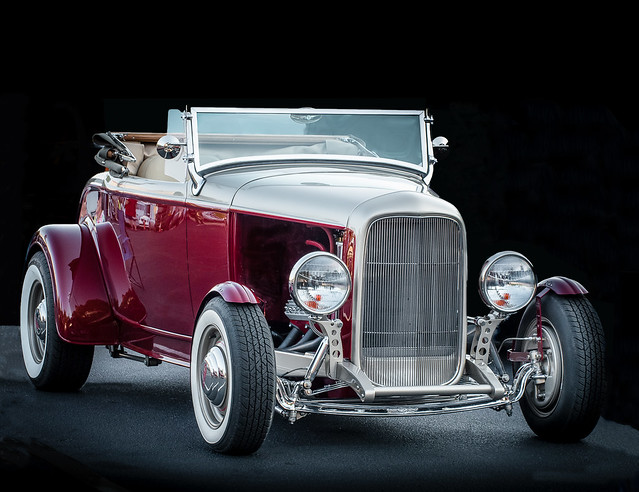 '32 Ford Roadster (1 of 1)