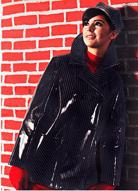 Pennys 67 ss vinyl coat