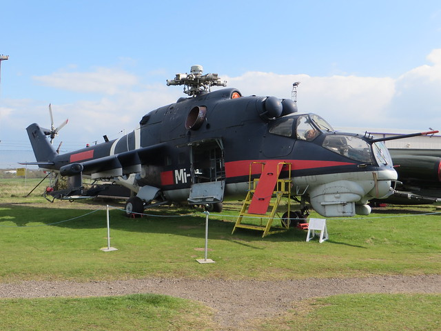 06 Red Midland Air Museum Coventry 19 April 2015
