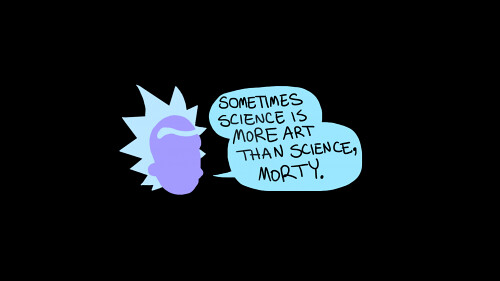 Rick And Morty Quote Science Wallpaper Hpc5AYI | via ift.tt ...