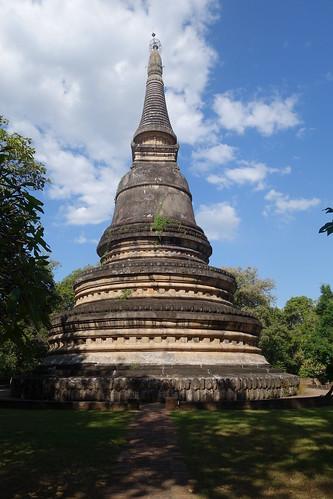 Tempelanlage Wat Umong_1