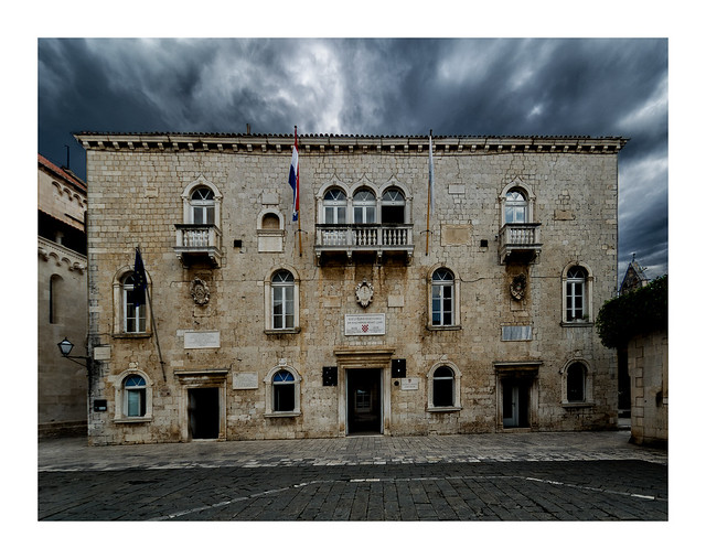 Hôtel de ville, Trogir