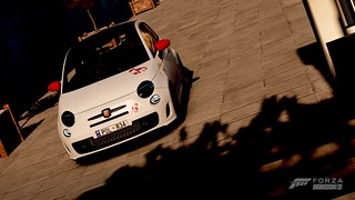 Abarth 500 esseesse | by _R | G.A.R.A.G.E_
