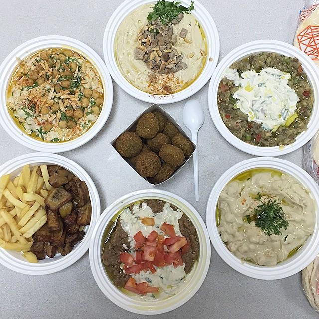 Arabic Breakfast From Al Kalha At Work Kalha Kw ريوق الخم