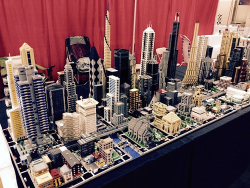 Awesome creations by others - BrickFair NJ '14