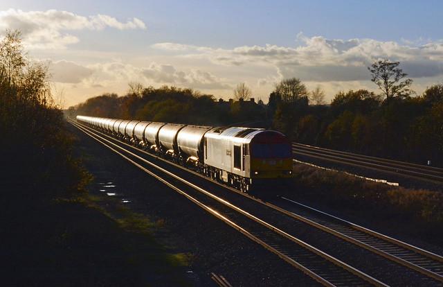 60040 at North Staffs Junction