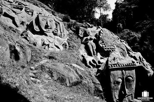 Unakoti, Tripura | by Sreejith Vijayakumar