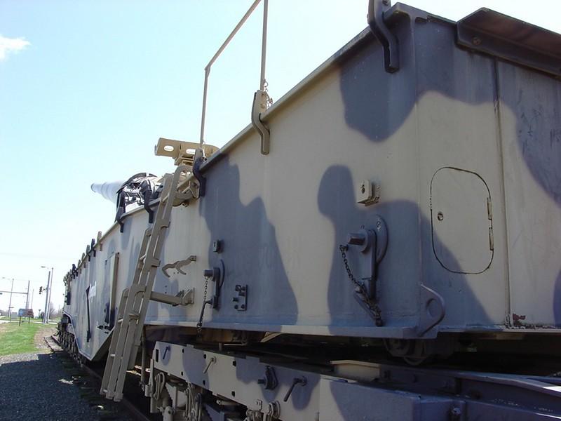 28cm K5(E) Leopold Rail-Road Gun 8