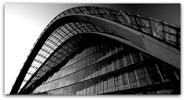 Berliner Bogen in Hamburg .