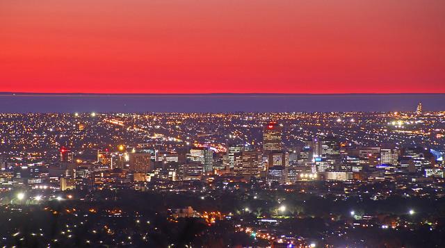 Adelaide, South Australia.