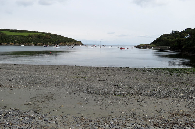 The beach at Flushing