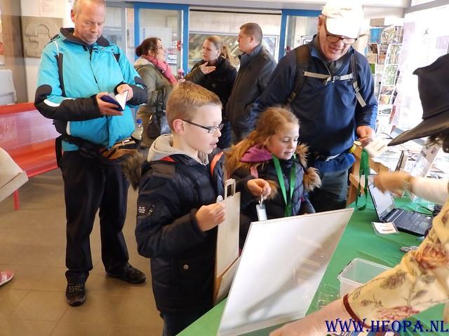 2015-01-17  VOC Wandeltocht Almere  16.5 Km   (50)
