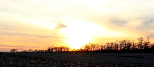 sunset pennsylvania magichour farmfield cumberlandvalley franklincountypennsylvania