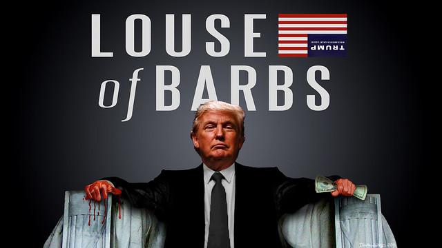 Louse of Barbs
