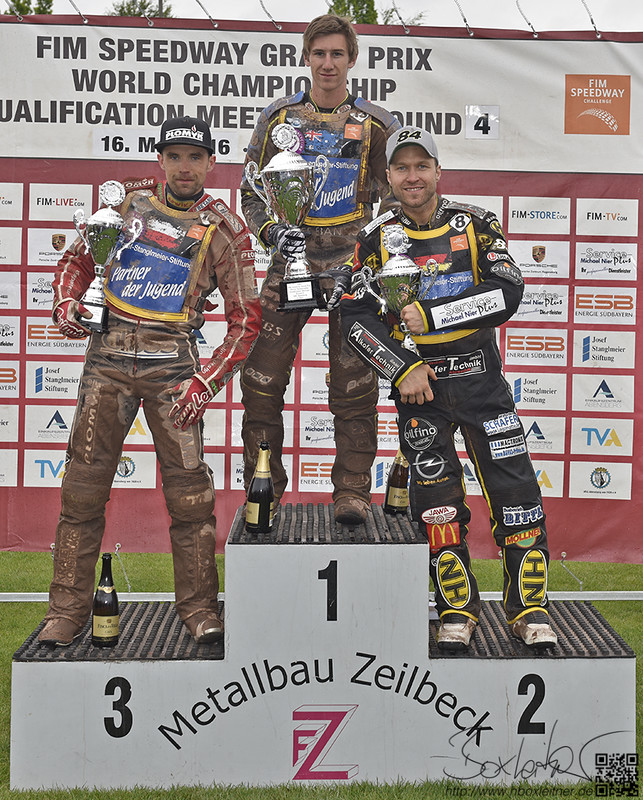 Speedway Grand Prix Qualifikation Abensberg - 16.05.2016
