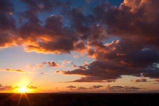 (4UST) Sunset in Orange... | by OC PAT