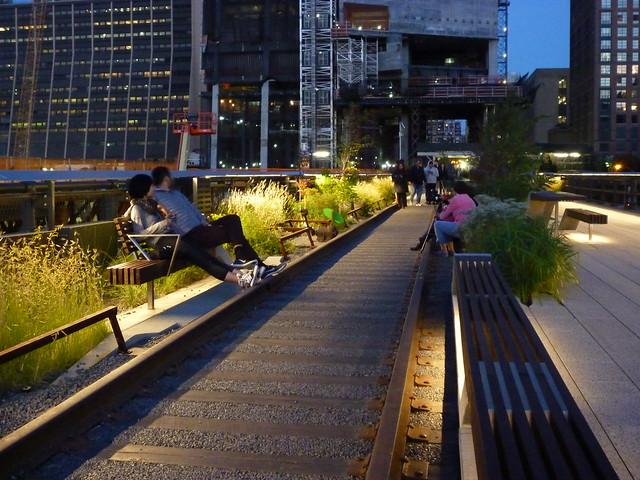 201410145 New York City Chelsea High Line Park 3rd phase