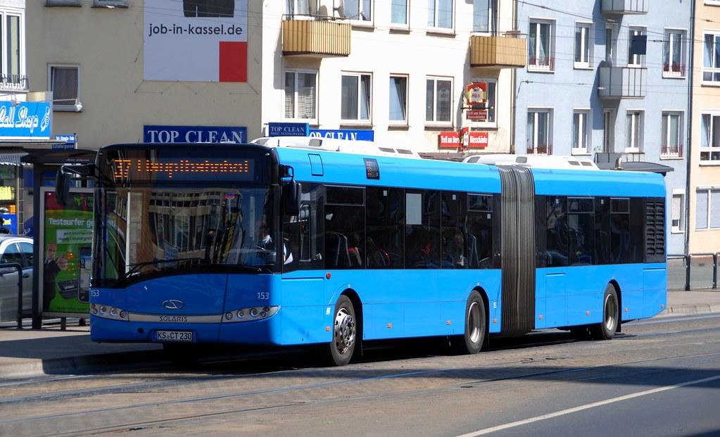 Kassel Verkehr