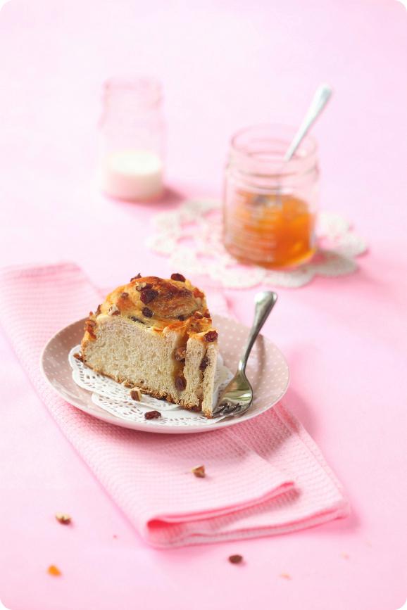 Marzipan Roll Cake
