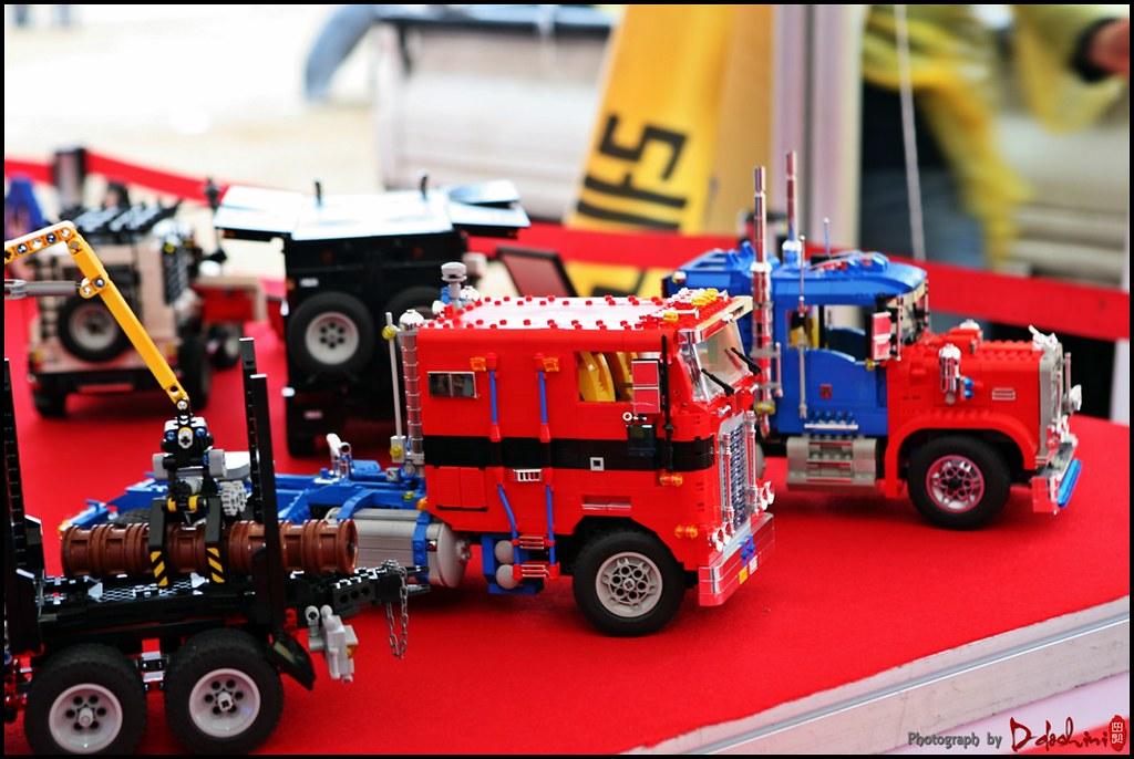 LEGOLAND Korea Exhibition   BrickMsater held a ...