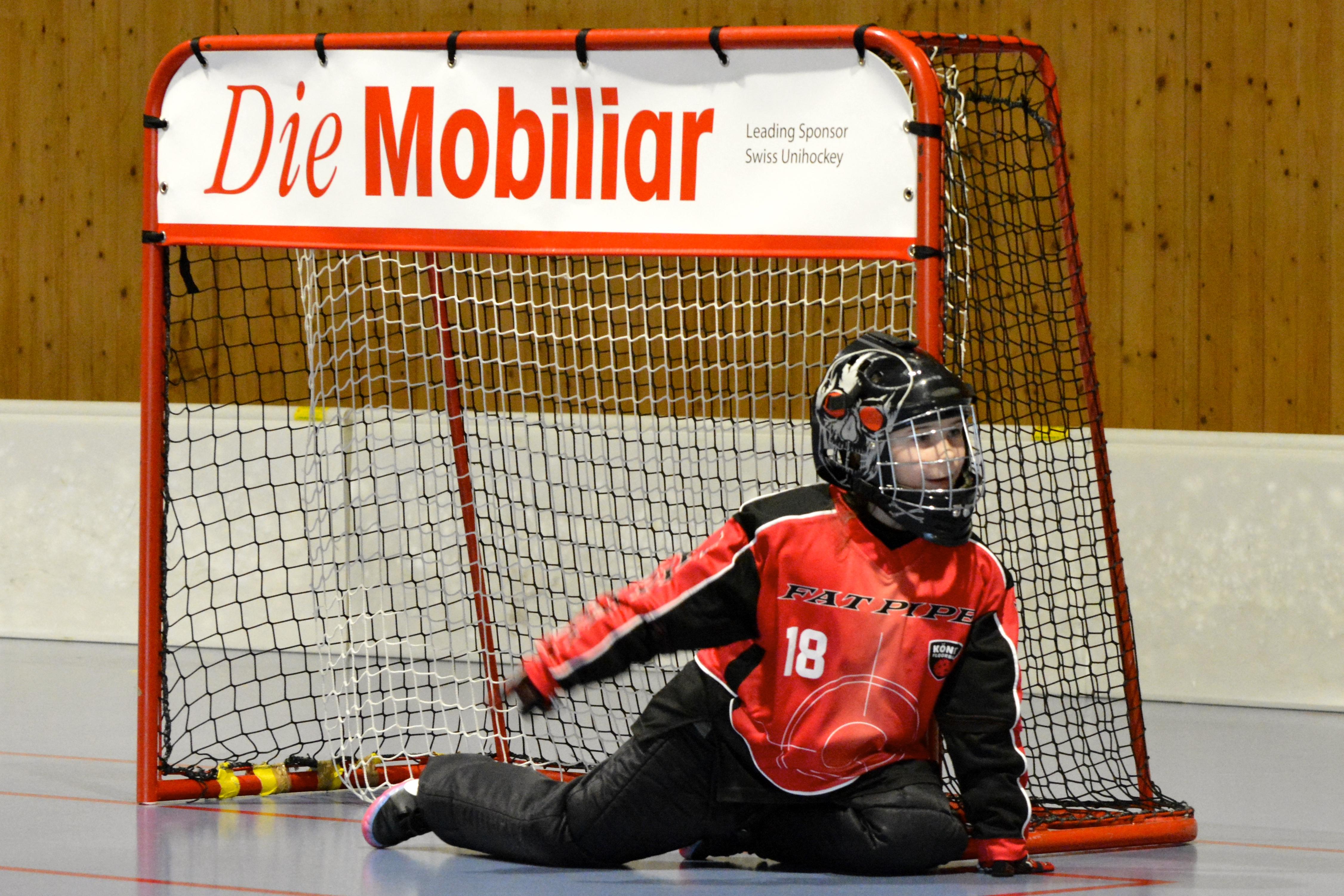 Junioren E I - Floorball Köniz III Saison 2014/15