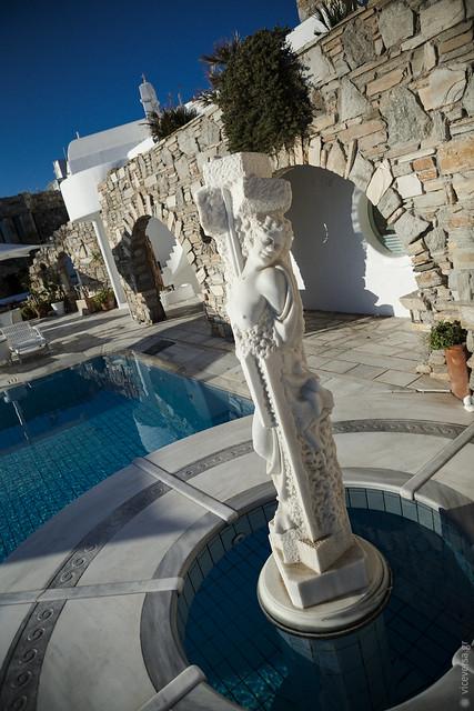 Luxury details - Kivotos Mykonos