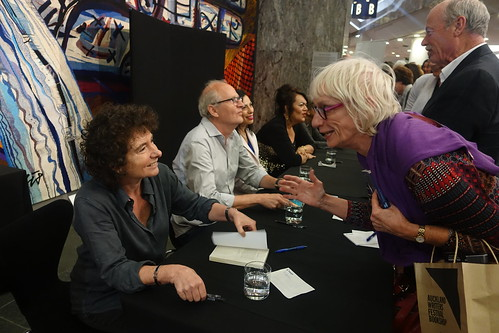 Roberta and Jeanette Winterson