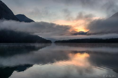 mist sunrise austria tirol österreich nebel sonnenaufgang tyrol mistysunrise heiterwang heiterwangersee nebelstimmung
