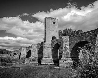 14 Puente Medieval de Frias - Mariano Montegrifo Escribano | by Asociación Amigos Fotografos