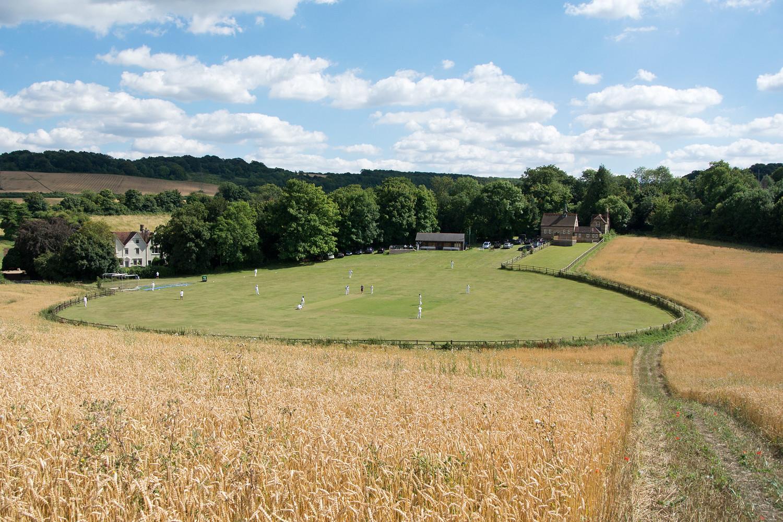 Luddesdowne Cricket Club, Kent Cuxton to Halling