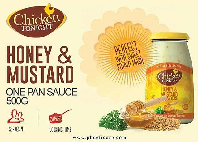 Chicken Tonight Honey Mustard A Sweet Tangy Sauce Wi Flickr