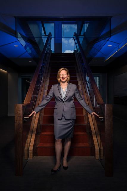 Carolyn Wilkins, Senior Deputy Governor, Bank of Canada